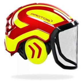 casco Protos Integral Forest