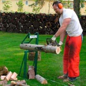 Herramientas preparación de la madera